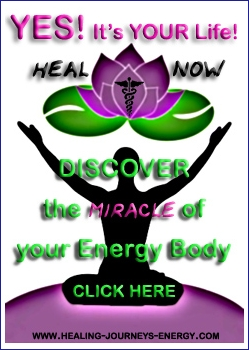 Energy Healing Course - Energy Body