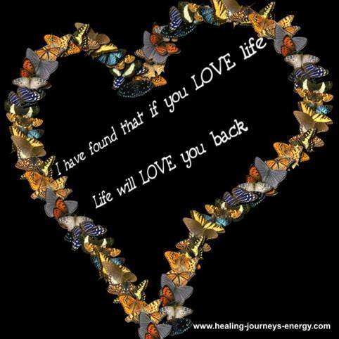 Quote - Love, Life