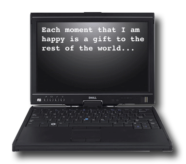 Affirmations and your Laptop
