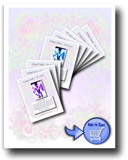 Angel Altar Cards