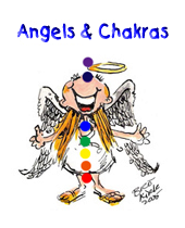 Angel Healing and your Chakras