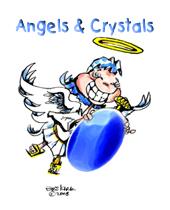 Angel Healing Crystals