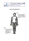 Body Wisdom Charts