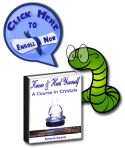 Know & Heal Yourself - A Course in Crystals