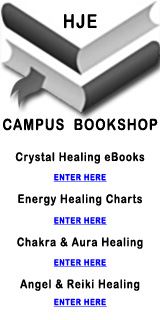 Healing Journeys Energy Campus Bookshop