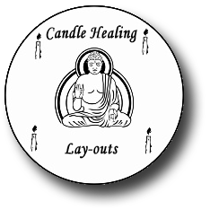 Candle Healing Lay-outs