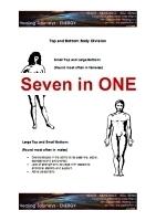 Body Wisdom Chart