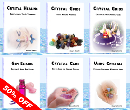 Facebook Specials - Crystal Healing eBook Bundle