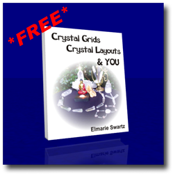 Free Crystal Grid and Crystal Layout Book