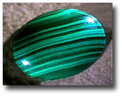 Healing Properties of Malachite