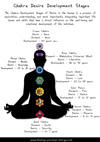 Chakra Desire Developmental Stages