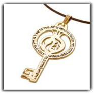 Ka Gold Jewelry - Key of Health and Longevity