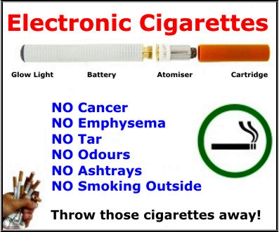 Quit Smoking wit the Electronic Cigarette