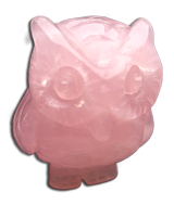 Rose Quartz for Decoration