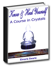 Crystal Course Self-Healing