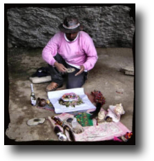 Shamanic Ceremony for Space Clearing