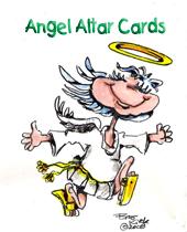 Angel Altar Cards