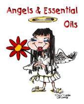 Angel Healing and Essentioal Oils