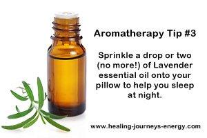 Aromatherapy Tip