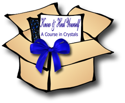 Know& Heal Yourself - A Course in Crystal Healing