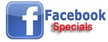 FaceBook Specials