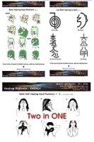 Free Reiki Charts