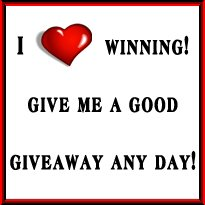 Win a FREE giveaway!