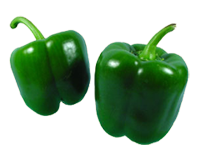 Green Pepper - Colorful Recipes