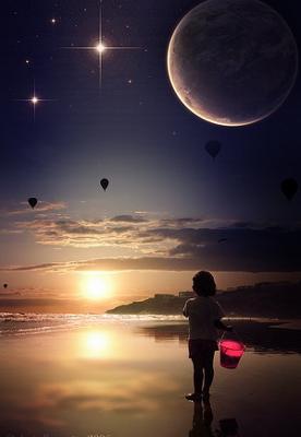 The Universe belongs to YOU!