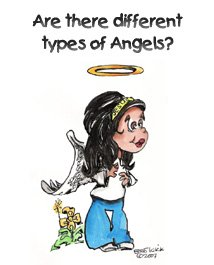 Different Types of Angels
